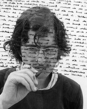 Jochen Gerz, L'Autoportrait, 1975.jpg