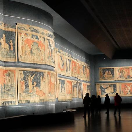 태피스트리(tapisserie)의 역사