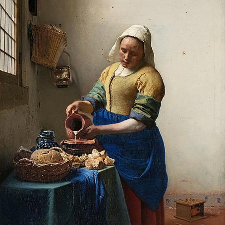 15분 6화, 우리가 보도록 하는 것들, Johannes Vermeer