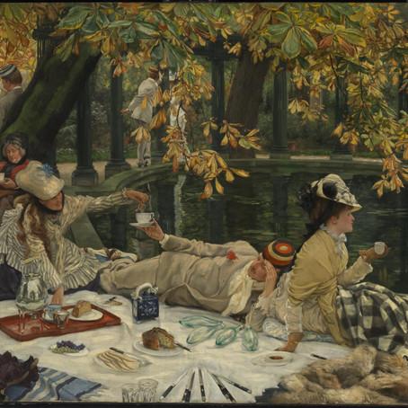 James Tissot (1836-1902), Ambiguously modern : 제임스 티소 예술성의 재발견