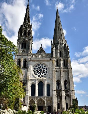 샤르트르 블루 Chartres blue
