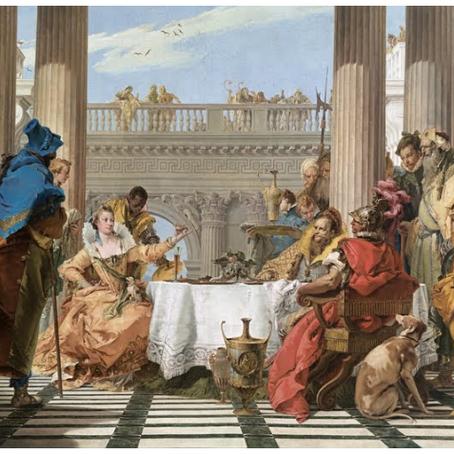 15분 7화, 예술 취향의 문제 1, Giambattista Tiepolo