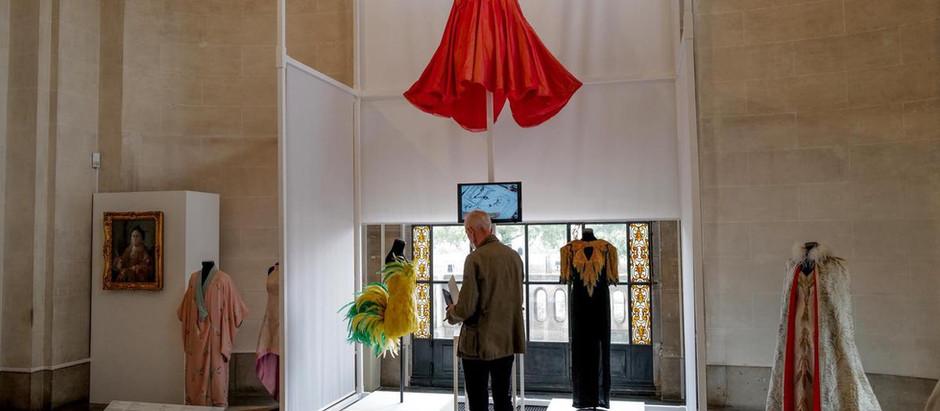 """Croque-Musées, visitez l'exposition """"Pour la Galerie. Mode et Portrait"""""""