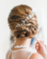 Paradigm Salon & Company Bridal Style for on location and in salon bridal parties