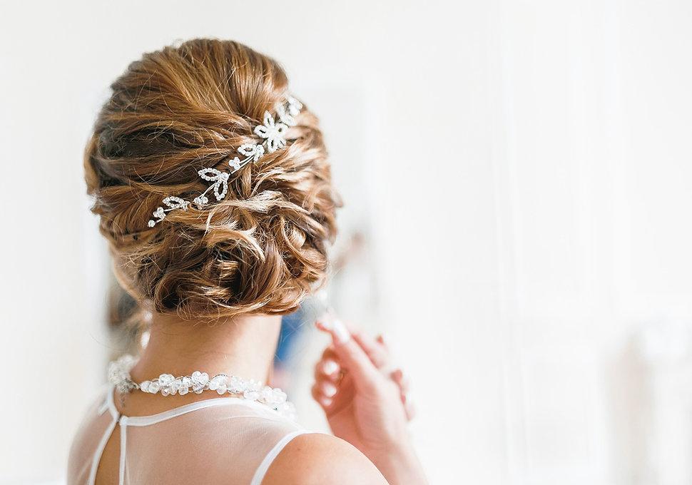 DM Bridal Accessories Hair Vine