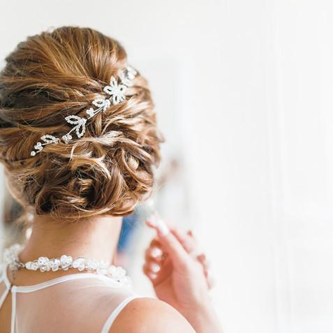Bridal Hair Stylist
