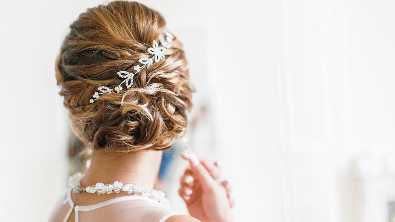 Braut Friseur