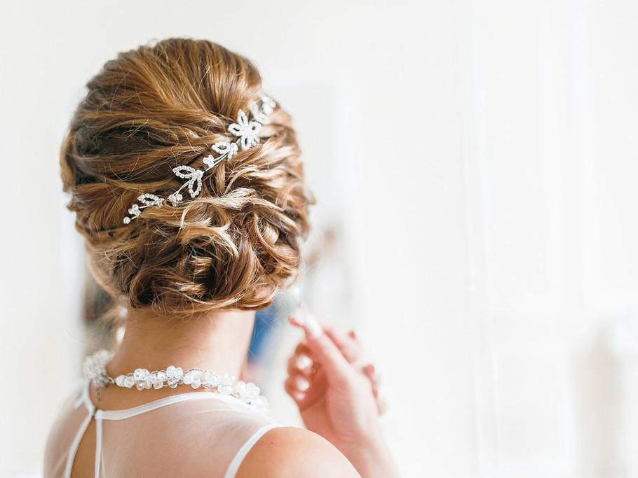 Beautiful Look Royal Garden Bridal