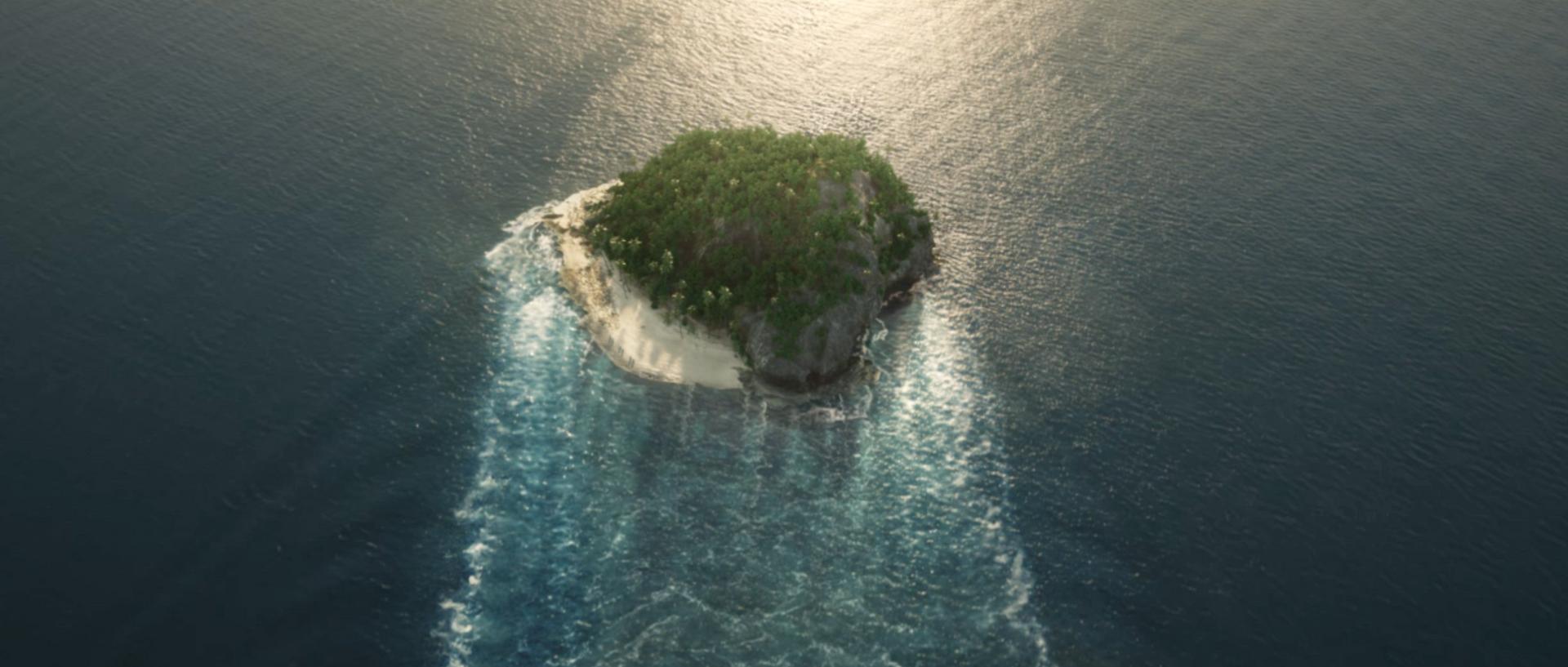 P&O - ISLAND
