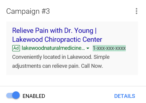 Google adwords dr young.PNG