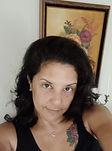 Selfie May painting in backside and hair straigher.jpg