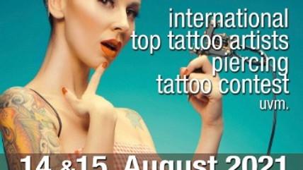 Starfire Tattoo Weekend Online Contest 2021