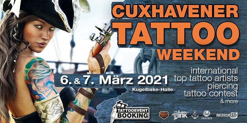 2.Cuxhavener Tattoo Weekend