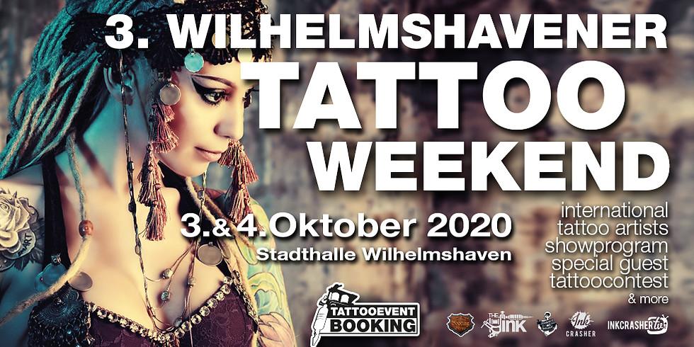 Wilhelmshaven Tattoo Weekend