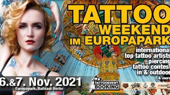 "Tattoo Weekend im ""EUROPAPARK"""