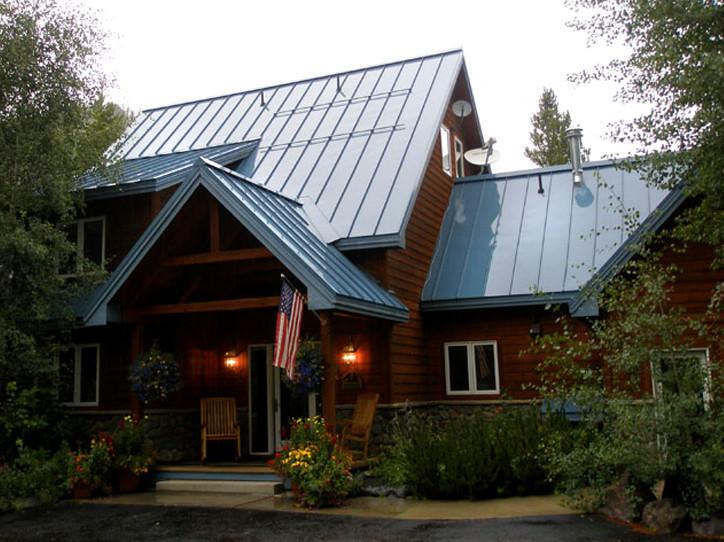 Roofing Metal Standing Seam Breckenridge