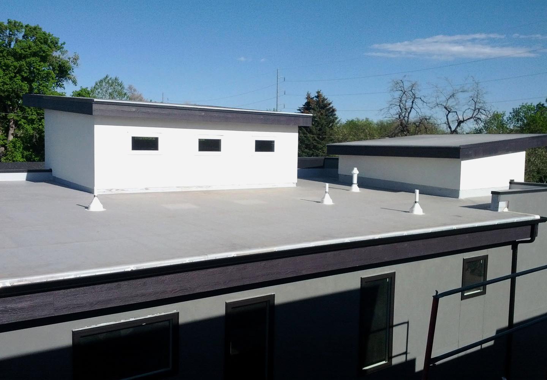 Roofing Membrane TPO