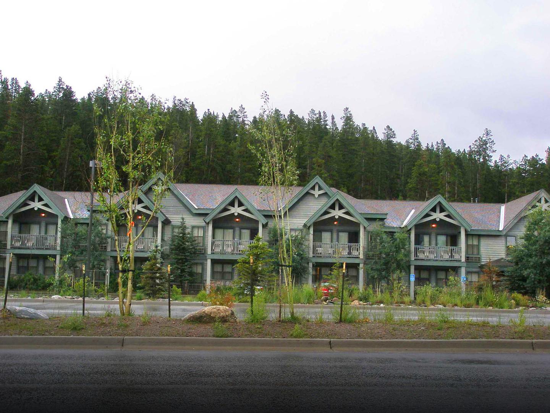 Roofing Shingles Asphalt Breckenridge Hotel