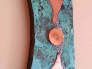 Art Copper Petina