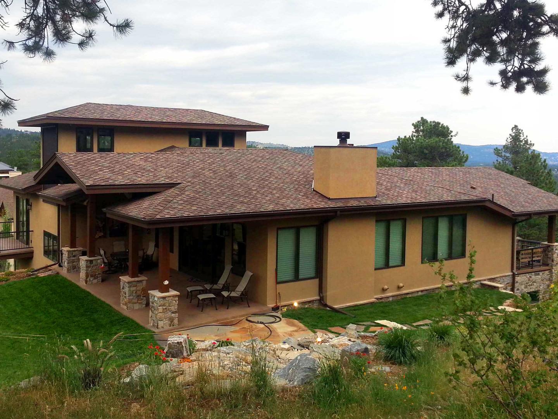 Roofing Shingle Asphalt Evergreen