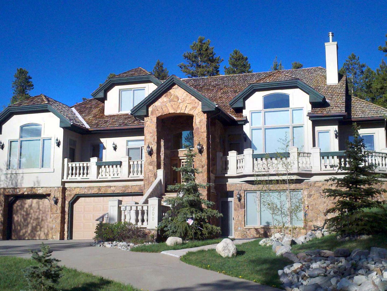 Roofing_Shingle Shake Cedar Breckenridge