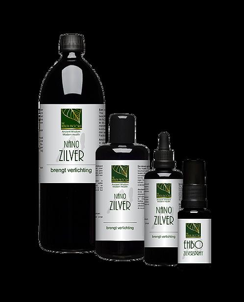Nano Zilver 100/200/1000 ml