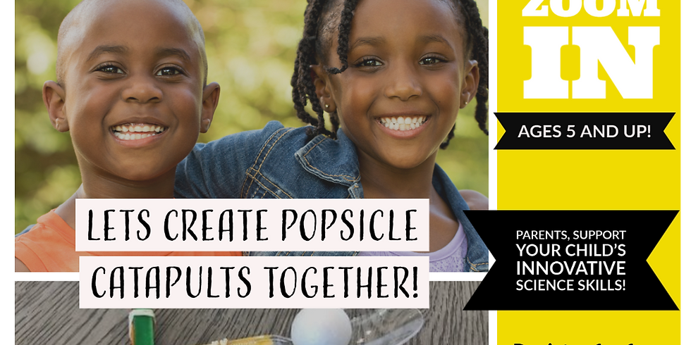 """SILE S.T.EA.M. DAY!  """"Popsicle Catapults"""""""