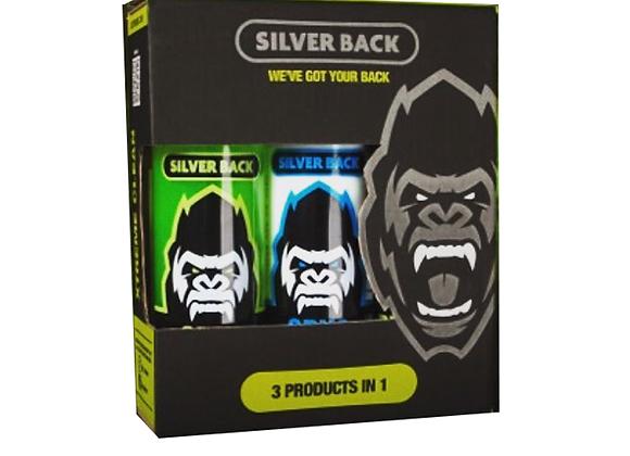 Silver back Bike Cleaner Gift Box