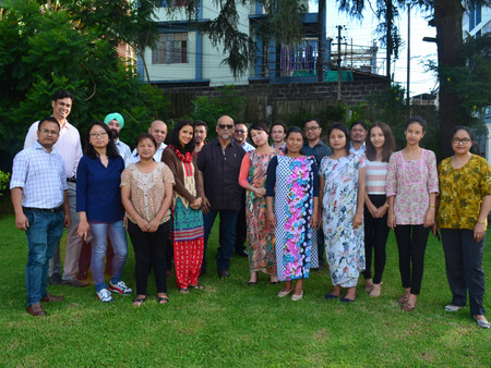 """Partner organization from Meghalaya-NESFAS activates its """"No one shall be left behind"""" project"""
