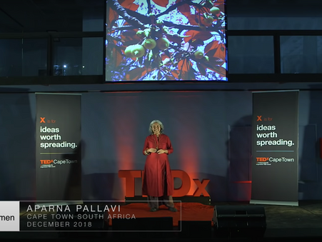 What foods did your ancestors love?- Aparna Pallavi, TEDX Talks