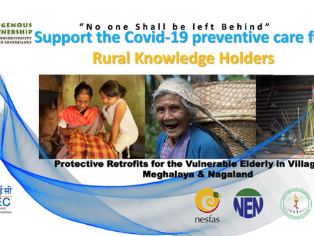 SUPPORT THE COVID-19 PREVENTIVE CARE FOR RURAL KNOWLEDGE HOLDERS