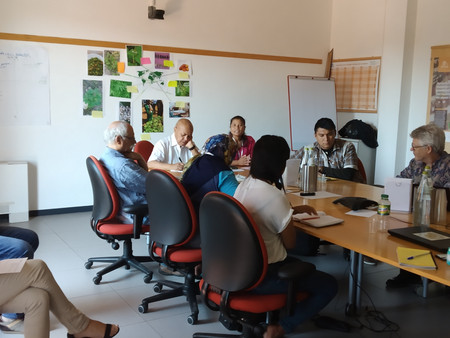 Day 7 in Rome: The Fellows are inundated about indigenous peoples' rights