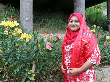 TIP fellow 2019 selected to participate in 2020 Women's Earth Alliance Indonesia Grassroots Ac