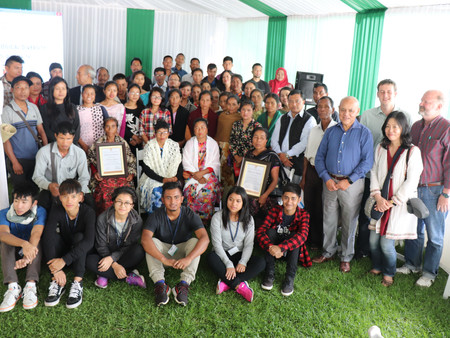 Fellows attended the celebration of the International Day for Biological Diversity at NESFAS