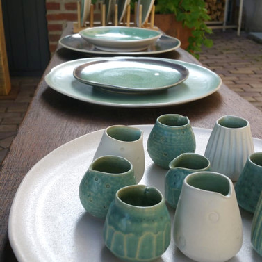 """Foods & Plants  Atmosphere impression  Tableware - Pots - Vases    """"Every day on every table"""""""