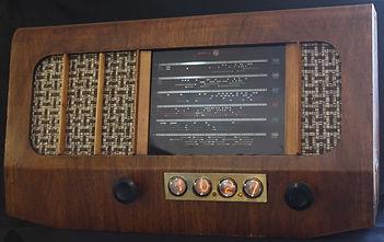 PYE valve radio retro fit example