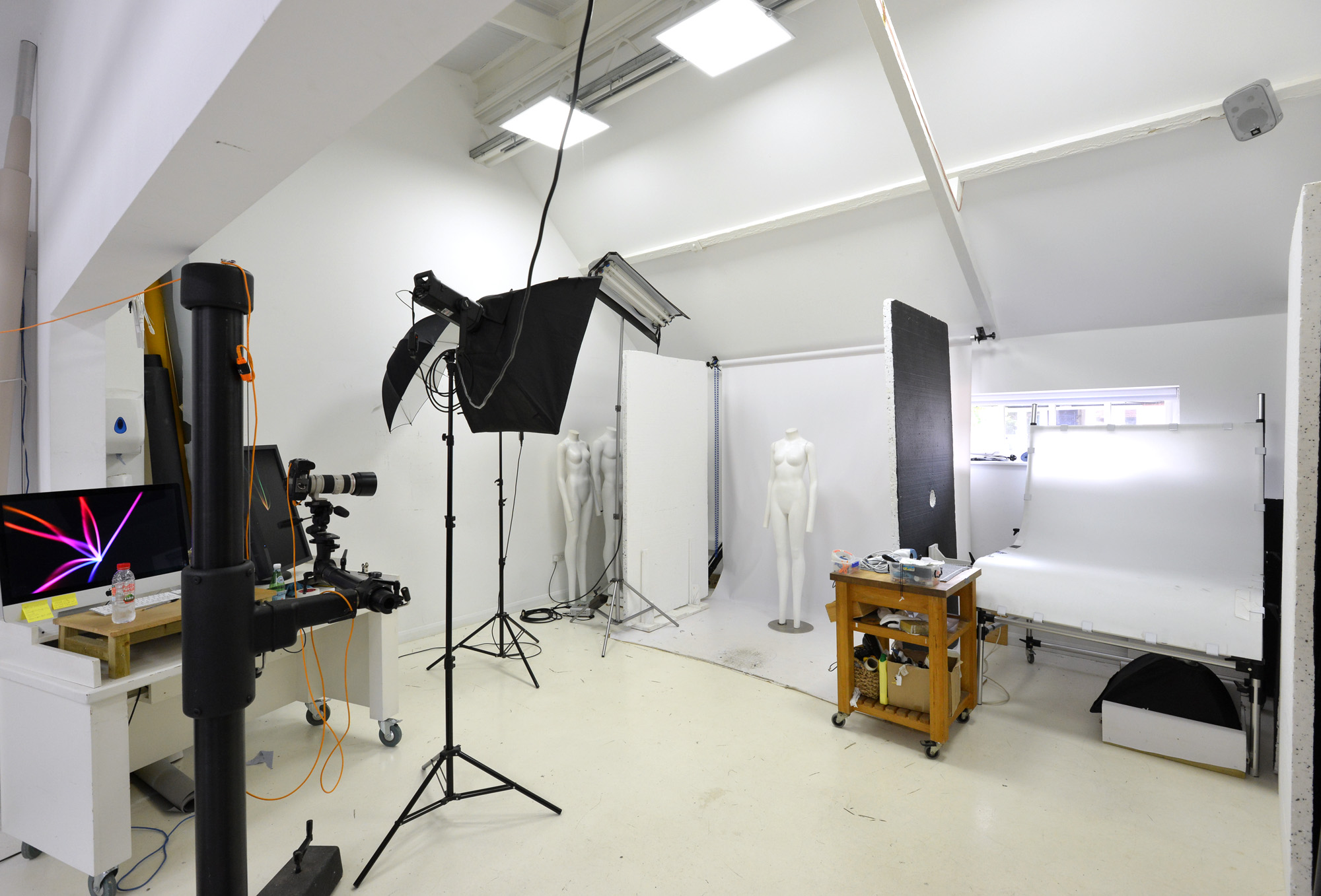 Photographic studio, Iford