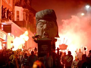 Trump vs Lewes
