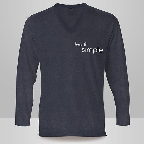 W101017. Keep It Simple