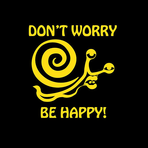 4302. Don't Worry Be Happy