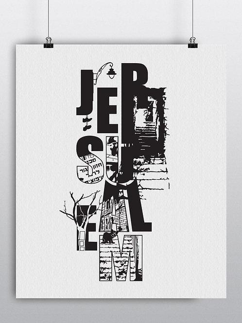 11001. Jerusalem