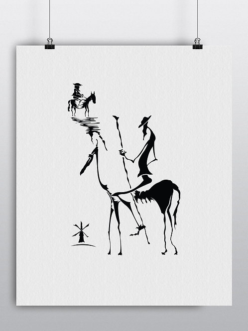 13006. Don Quixote