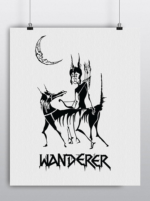 11009. Wanderer