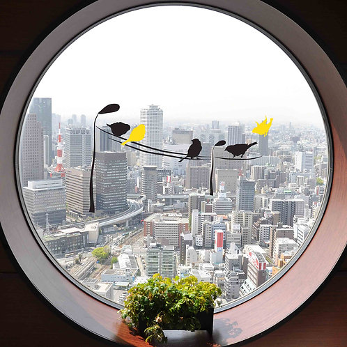4001. City Sparrows