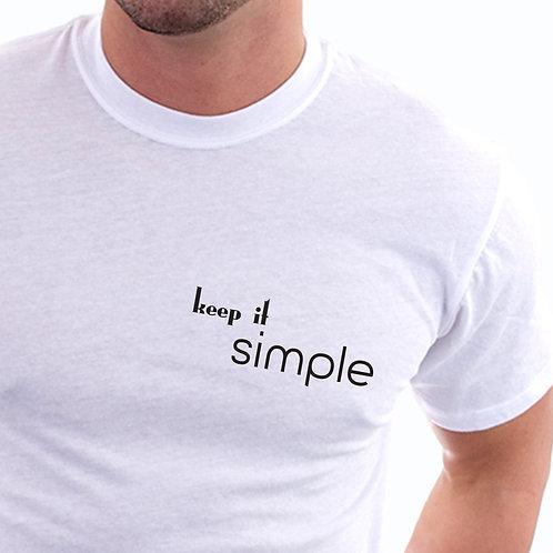 7019S. Keep It Simple