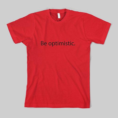 7054S. Be Optimistic