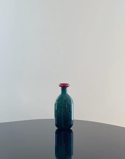 Toni Zuccheri for Barovier & Toso 'Marmi' Bottle