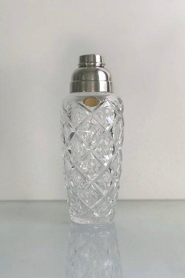Crystal Art Deco Shaker
