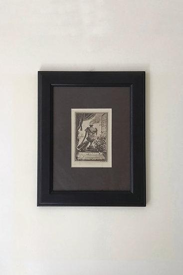 Rex Whistler Ex Libris