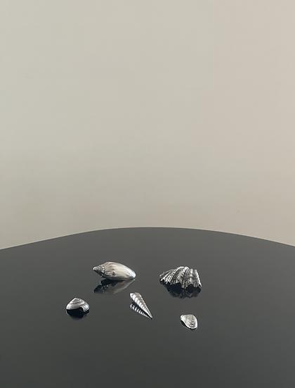 Mario Buccellati Silver Shells